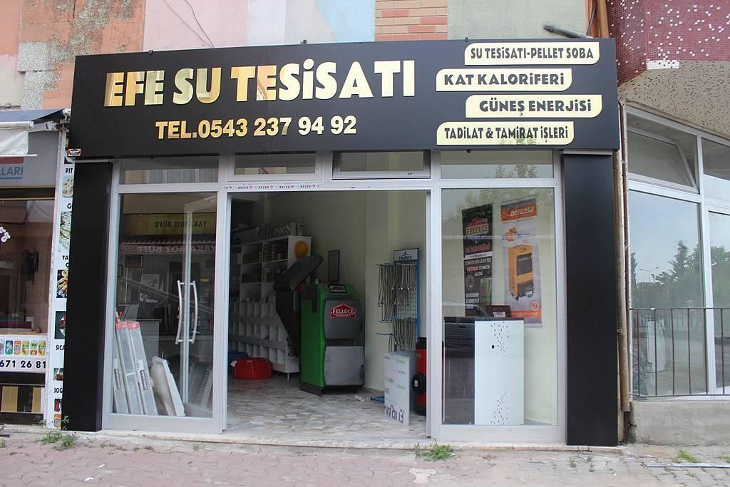 Türkeli Efe Sıhhi Tesisat - Efe Mehmet ÇETİN