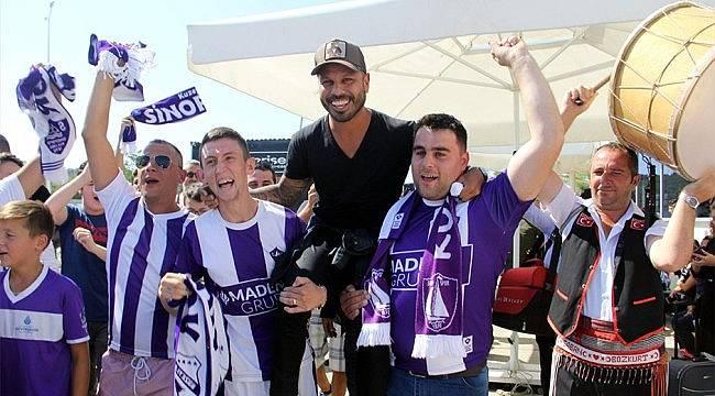 Brezilyalı Futbolcu Alanzinho Sinopspor'da