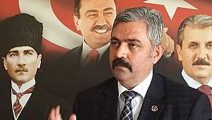 BBP'den Sinop'ta iki ilçeye atama