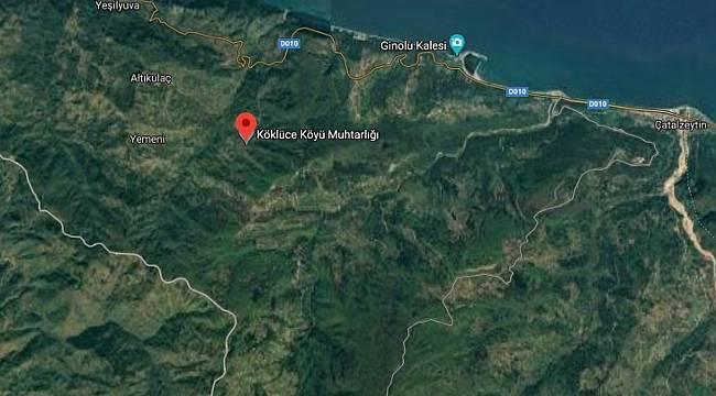 Çatalzeytin'de 1 köy karantinaya alındı