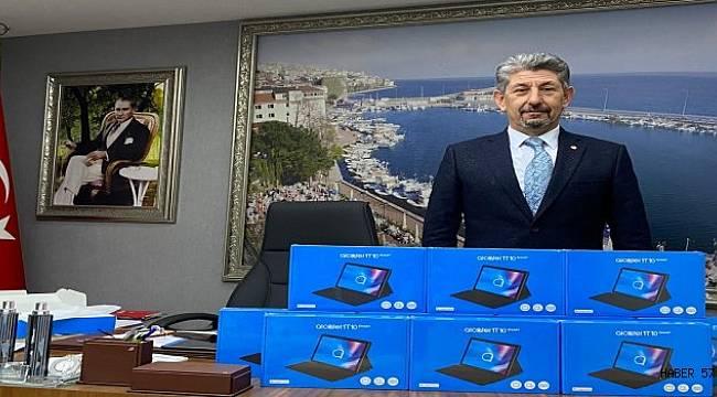 Türkeli'deki öğrencilere de dağıtılacak