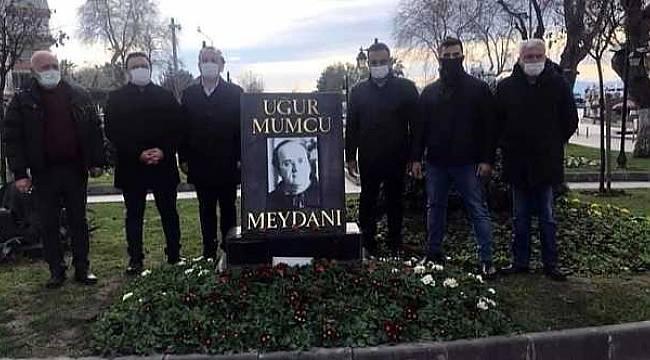 Uğur Mumcu Sinop'ta anıldı