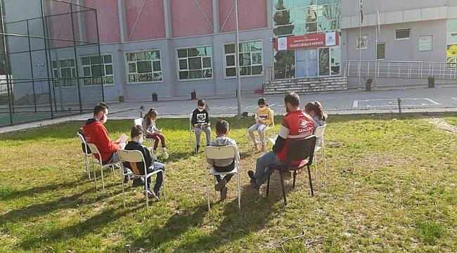 Yarıyıl tatili, Türkeli Gençlik Merkezinin etkinlikleriyle renklendi