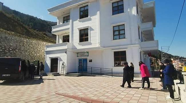 Çatalzeytin Özel Eğitim ve Rehabilitasyon Merkezi açıldı