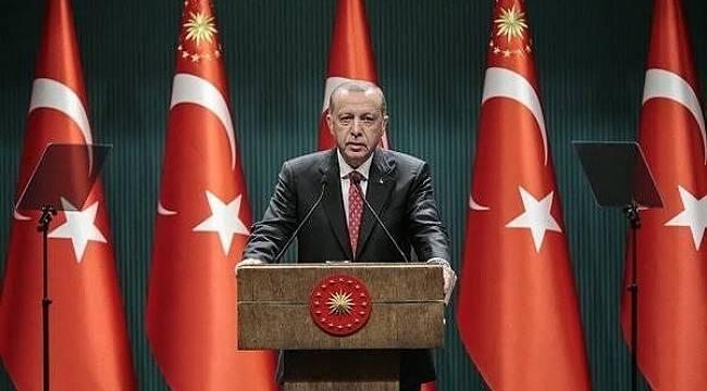 Cumhurbaşkanı Erdoğan, kontrollü normalleşmeyi açıkladı