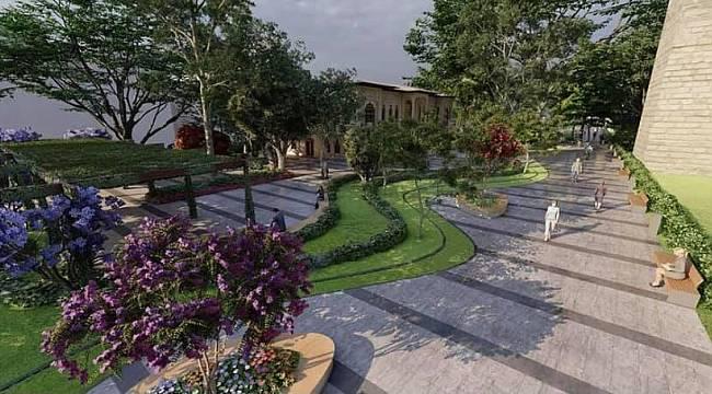 Sinop Meydan Projesinin görselleri ilk kez paylaşıldı