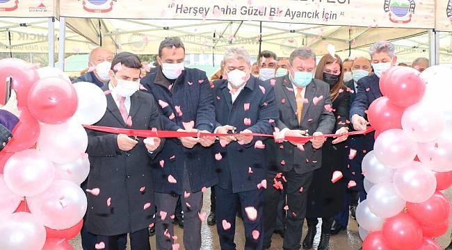 Ayancık'ta bin istihdam hedefli tekstil fabrikası açıldı