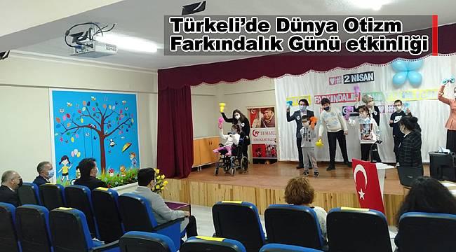 Türkeli'de Dünya Otizm Farkındalık Günü etkinliği