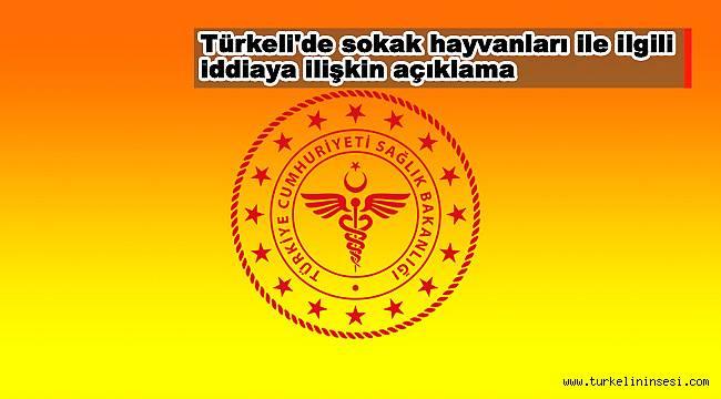 Türkeli'de sokak hayvanları ile ilgili iddiaya ilişkin açıklama