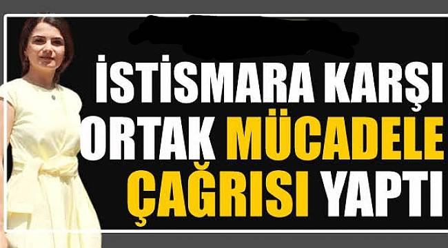 Türkelili Sümeyye hemşire, çocuk istismarına karşı mücadele çağrısı yaptı