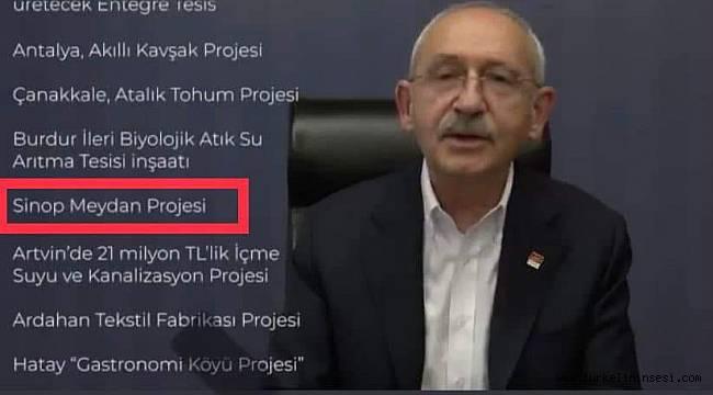 Maviş ve Giresun'dan Kılıçdaroğlu'na tepki