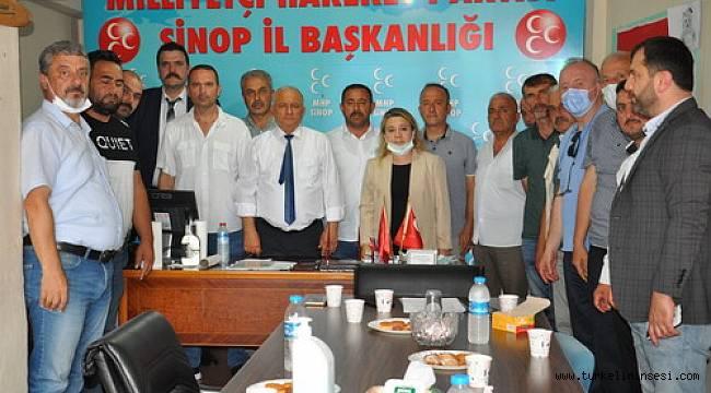 Başkan Çakır'dan istifa haberlerine yalanlama
