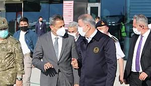 Milli Savunma Bakanı Hulusi Akar, Sinop'ta
