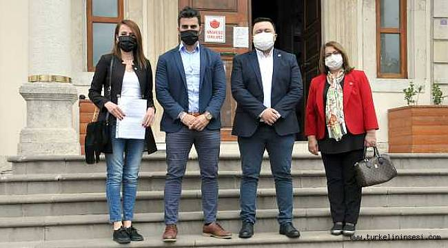 Sinop CHP'den, Demirkıran hakkında suç duyurusu