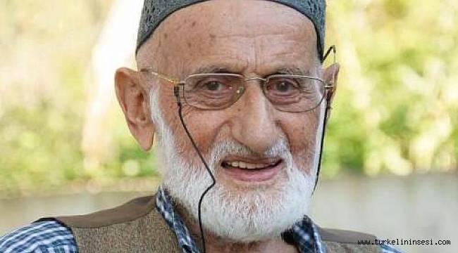 Sinop'un en yaşlı insanı hayatını kaybetti