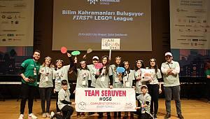 Team Serüven'den ulusal turnuvada ikincilik başarısı