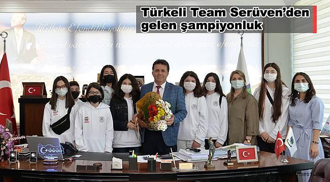 Türkeli Team Serüven'den gelen şampiyonluk