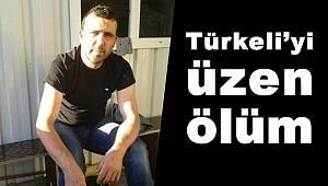 Türkeli'yi üzen ölüm