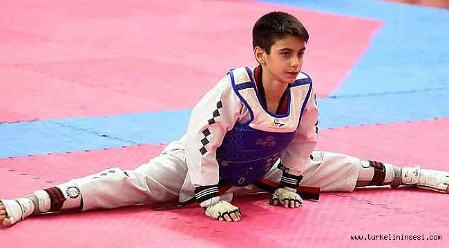 Sinoplu Taekwondocu Avrupa şampiyonası seçmelerinde