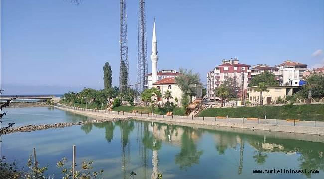 Türkeli'de yeni sosyal alanın ismi anketle belirlendi