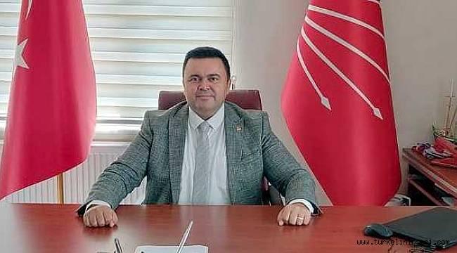 CHP Sinop İl Başkanı Yüksel'den