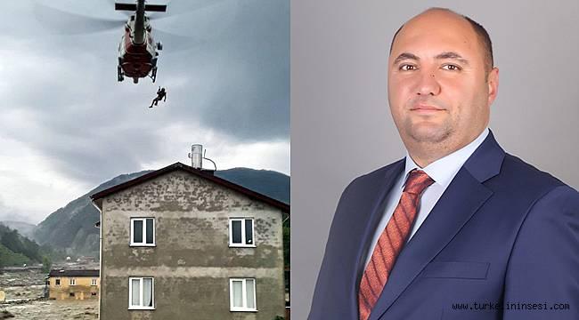 CHP'li Sarısoy'dan, Binali Yıldırım'a teşekkür