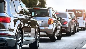 Sinop'ta 169 araç trafikten men edildi