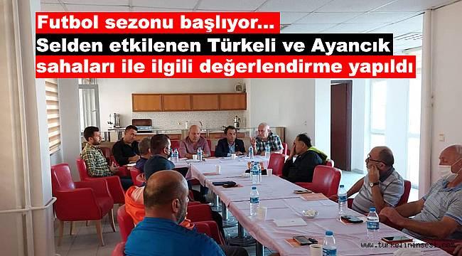 Sinop'ta futbol sezonu başlıyor