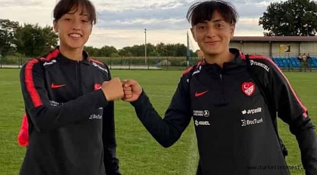 Sinoplu futbolcu kızlara Milli takımdan davet