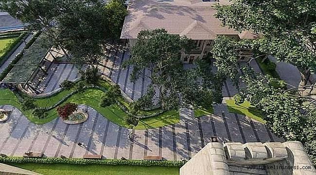 Başkan Ayhan: Kent Meydanı Projesini destekliyoruz