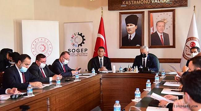 Batı Karadeniz'de kadın üretimine 1 milyon liralık destek