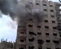 Ordu iki mahalleyi bombaladı