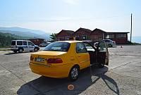 Türkeli merkezde satılık ticari taksi