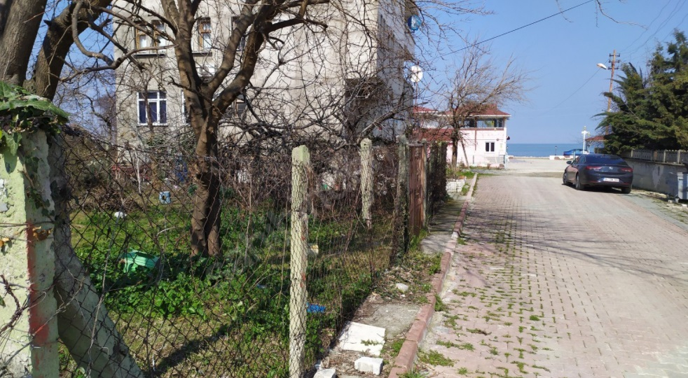 Türkeli'de Konut İmarlı Şehir Merkezinde Satılık Arsa