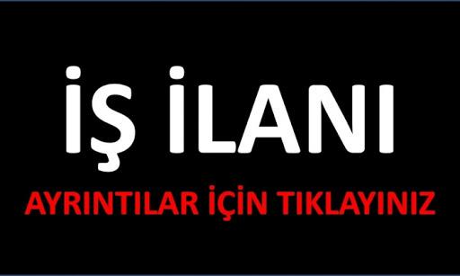 Türkeli'de bayan eleman aranıyor