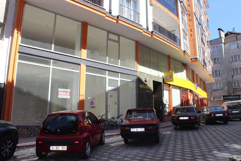 Türkeli'de kiralık dükkanlar