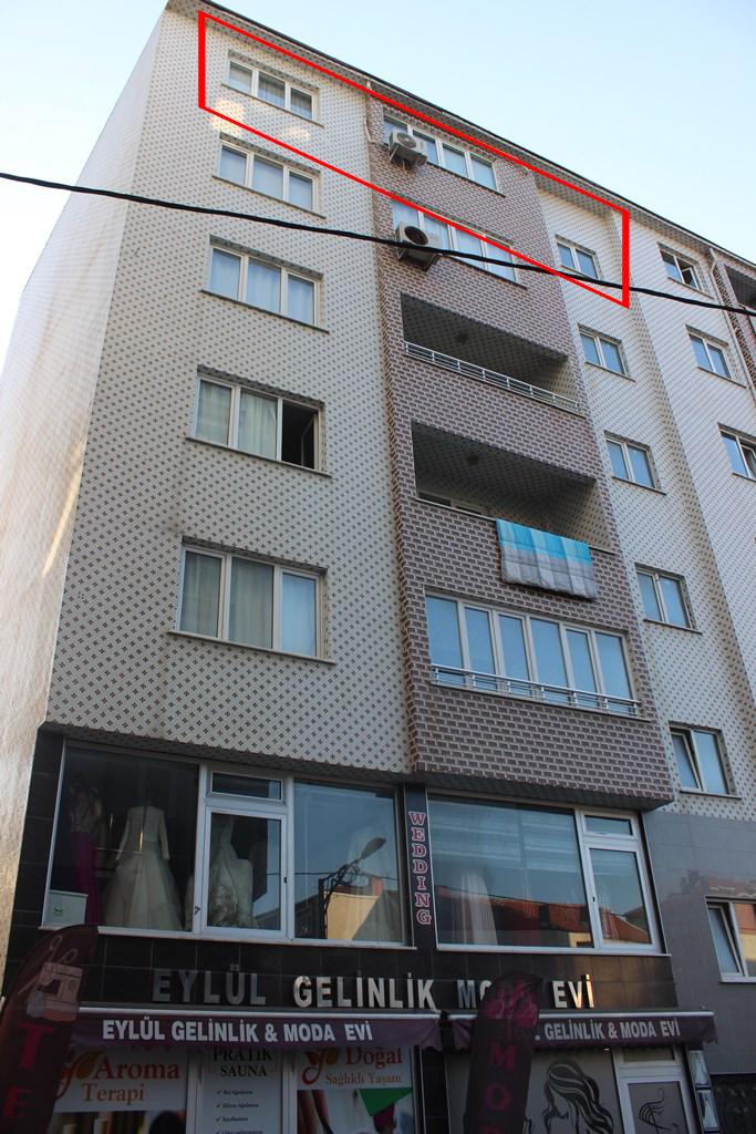Türkeli'de şehir merkezinde 2+1 satılık daire