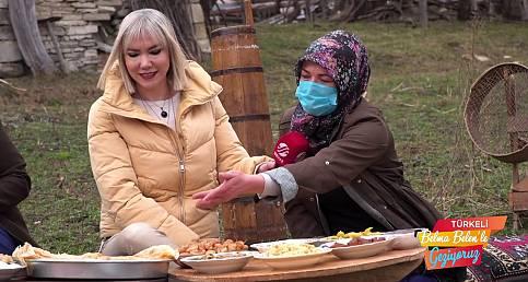 Beyaz TV'de Türkeli Tanıtımı
