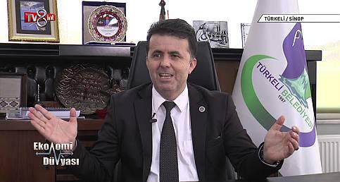 Başkan Şahin, TV8 programında hayata geçireceği projeleri açıkladı
