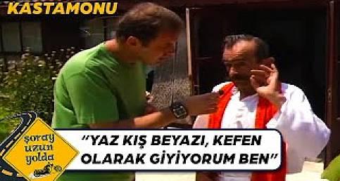 Türkelili Hüseyin Özgün'ün Şoray Uzun ile röportajı