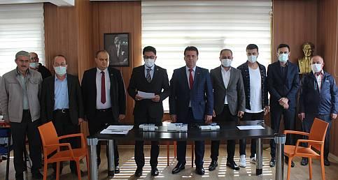 Türkeli Belediye Meclisi, İsrail'i kınadı